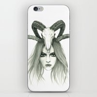 Zodiac - Aries iPhone & iPod Skin
