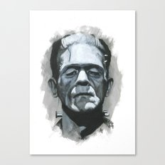Homage Canvas Print