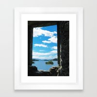Loch Awe 3 Framed Art Print