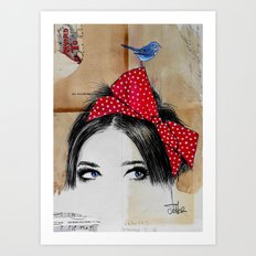 WITH Or WITHOUT Art Print