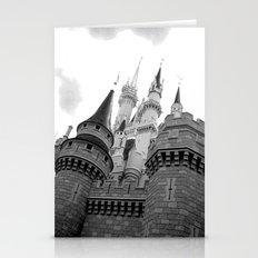 Disney Castle Stationery Cards