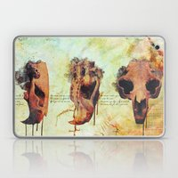 Crânio Dissonia Laptop & iPad Skin