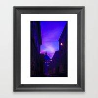 Peter Framed Art Print