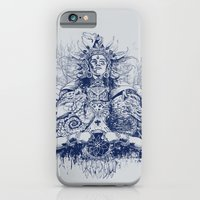 iPhone & iPod Case featuring Spirit Dreams by Jorge Garza