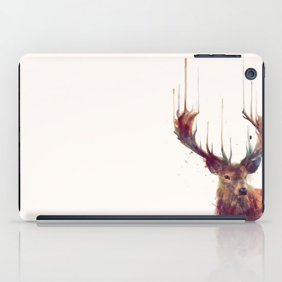 Red Deer // Stag iPad Case