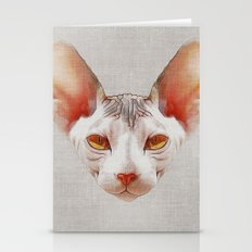 Cat #4 Stationery Cards