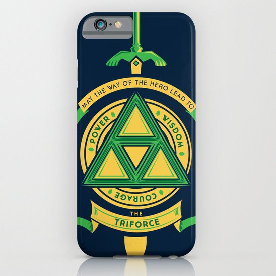 May the way of the hero lead to: iPhone & iPod Case