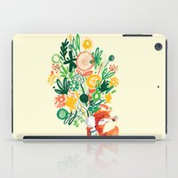 Flower Delivery iPad Case