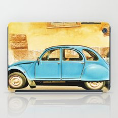 Vintage Citroen iPad Case