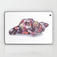 Ballpoint Pen, 19 , Alvaro Bautista Laptop & iPad Skin