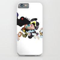 iPhone & iPod Case featuring Rhino by Maria Taari