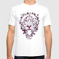 Hannibal Mens Fitted Tee White SMALL