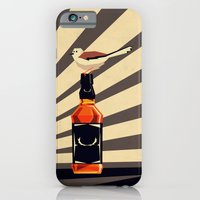 iPhone Cases featuring Jack Sparrow by Yetiland