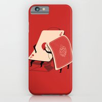 iPhone & iPod Case featuring the Brave of Hearts by AGRIMONY // Aaron Thong