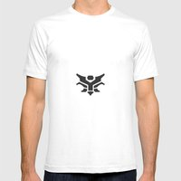 ARAWR Mens Fitted Tee White SMALL