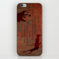 Calvary's Blood iPhone & iPod Skin