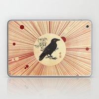 Crying Japan Laptop & iPad Skin