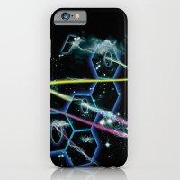 space fragmentation travel fig 4 iPhone 6 Slim Case