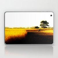 Wheat Fields Laptop & iPad Skin