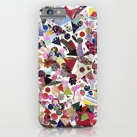 iPhone & iPod Case featuring GLAMAROUS by Lydia Coventry
