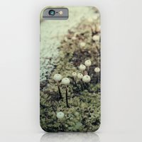 Toadstool Forest iPhone 6 Slim Case