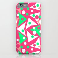 Hot Pinkness iPhone 6 Slim Case