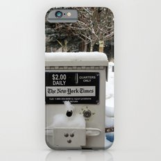 Morning Paper iPhone 6 Slim Case