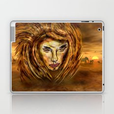 The King of Africa Laptop & iPad Skin