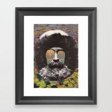Paradise Man Framed Art Print