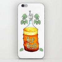 Hop Head iPhone & iPod Skin