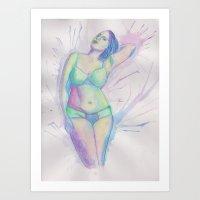 Full-Figure Art Print