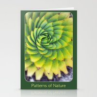 Patterns Of Nature - Suc… Stationery Cards