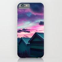 Infrared Sunset iPhone 6 Slim Case