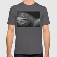 Palms 1.2 Mens Fitted Tee Asphalt SMALL