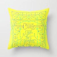 Cairo Throw Pillow