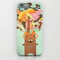 iPhone & iPod Case featuring Rigoberto by Piktorama