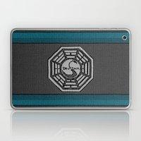 Dharma Logo From LOST - … Laptop & iPad Skin