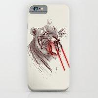 Light Saber Tooth Tiger iPhone 6 Slim Case