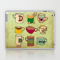 My Mugs! Laptop & iPad Skin