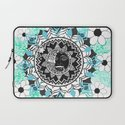 We live by the sun, We feel by the moon. Laptop Sleeve