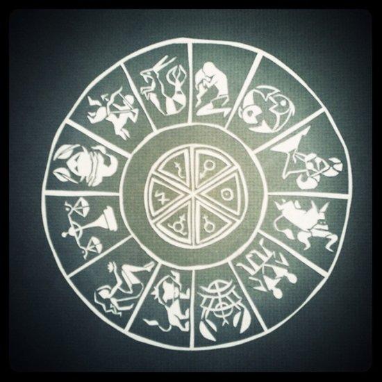 """""""Zodiac"""" Art Print"""