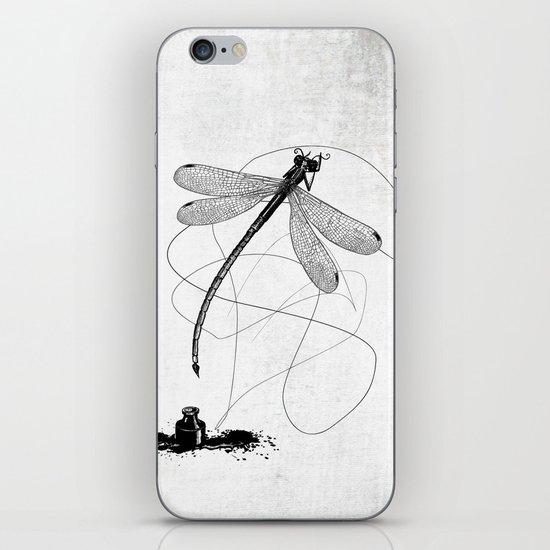 Here, There & Back Again. iPhone & iPod Skin