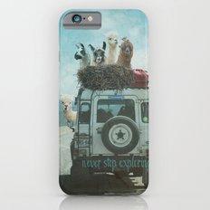 NEVER STOP EXPLORING II SUMMER EDITION iPhone 6 Slim Case