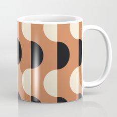 Bold Abstract Colour Blocking Mug