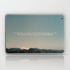 Stubborn Love Laptop & iPad Skin