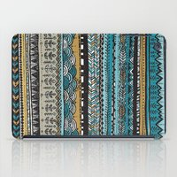 Duck egg and Gold iPad Case