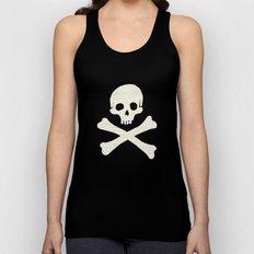 Skull & Crossbones Unisex Tank Top