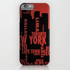 Cities iPhone 6s Slim Case