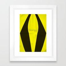 Silk Spectre Framed Art Print