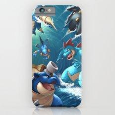 Hydro Pump Slim Case iPhone 6s